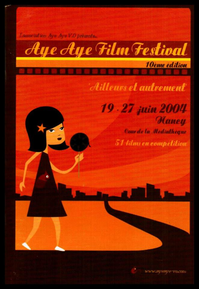 affiche festival du film nancy 2004