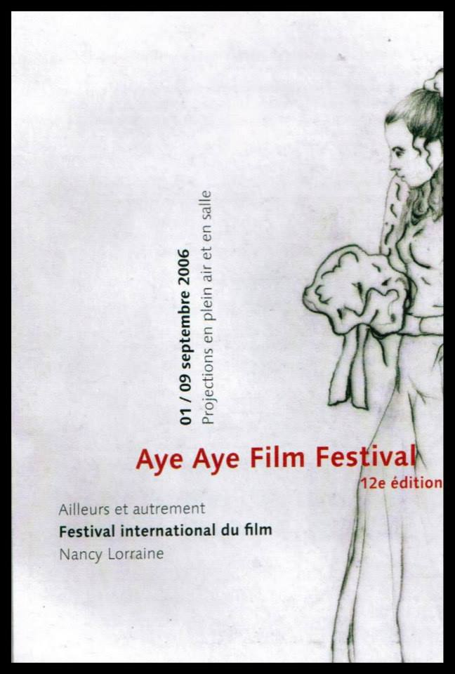 affiche festival du film nancy 2006